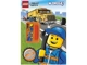 Book No: b11cty09pl  Name: Lego City W drogę - Activity Book (Polish Edition)