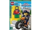 Book No: b12cty01pl  Name: Lego City Misja 'Złote Jajo' - Activity Book (Polish Edition)