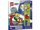Book No: b12cty03pl  Name: Lego City Kosmiczna burza - Activity Book (Polish Edition)