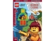 Book No: b12cty05pl  Name: Lego City Strażacy w akcji - Activity Book (Polish Edition)