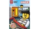 Book No: b12cty06pl  Name: Lego City Rabusie - Activity Book (Polish Edition)