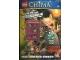 Book No: b13chi13de  Name: Legends of Chima - Wölfe und Krokodile - Activity Book (German Edition)