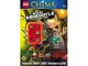 Book No: b13chi13pl  Name: Legends of Chima - Wilki i Krokodyle - Activity Book (Polish Edition)