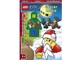 Book No: b13cty01pl  Name: Lego City Śnieżny pościg - Activity Book (Polish Edition)
