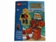 Book No: b14cty03pl  Name: Lego City Podstęp rekinów - Activity Book (Polish Edition)