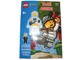Book No: b14cty04pl  Name: Lego City Tajni agenci - Activity Book (Polish Edition)