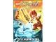 Book No: b14stk06de  Name: Sticker Album, Legends of Chima (German)