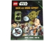 Book No: b14sw02pl  Name: Lego Star Wars - Gdzie jest droid szpieg? - Activity Book (Polish Edition)