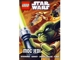 Book No: b14sw06pl  Name: Star Wars - Moc Jedi - Activity Book (Polish Edition)