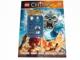 Book No: b15chi01pl  Name: Legends of Chima - Bitwa o Chimę - Activity Book (Polish Edition)