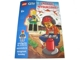 Book No: b15cty01pl  Name: Lego City Zadanie wyburzanie - Activity Book (Polish Edition)