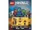 Book No: b16njo02nl  Name: Ninjago - Het Officiele Lego Ninjago Vakantieboek