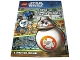 Book No: b16sw10  Name: Star Wars - Spot The Galactic Heroes - Activity Book