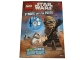 Book No: b16sw12  Name: Lego Star Wars - Strong With The Force