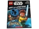 Book No: b16sw15  Name: Lego Star Wars - Quest for the Kyber Saber