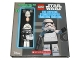 Book No: b17sw01  Name: Lego Star Wars - The Official Stormtrooper Training Manual