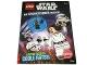 Book No: b17sw09de  Name: Star Wars - Auf Galaktischer Mission - Activity Book (German Edition)