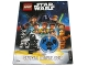 Book No: b17sw11  Name: LEGO Official Star Wars Annual 2018 Hardcover
