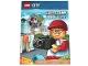 Book No: b18cty05pl  Name: City - Zwiedzamy Lego City (Polish Edition)