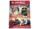 Book No: b18njo02pl  Name: Ninjago - Wielkie starcie - Activity Book (Polish Edition)