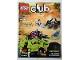 Book No: mag2012nl1  Name: Lego Club Magazine (Dutch) 2012 Editie 1