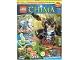 Book No: mag2014chi02de  Name: Lego Magazine Legends of Chima (German) 2014 Issue 2