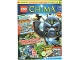 Book No: mag2014chi03de  Name: Lego Magazine Legends of Chima (German) 2014 Issue 3
