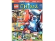 Book No: mag2014chi04de  Name: Lego Magazine Legends of Chima (German) 2014 Issue 4