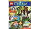 Book No: mag2014chi06pl  Name: Lego Magazine Legends of Chima (Polish) 2014 Issue 6