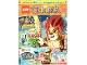 Book No: mag2014chi10de  Name: Lego Magazine Legends of Chima (German) 2014 Issue 10