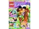 Book No: mag2015frnd06de  Name: Lego Magazine Friends 2015 Issue 6 (German)