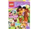 Book No: mag2015frnd06pl  Name: Lego Magazine Friends 2015 Issue 6 (Polish)