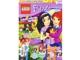 Book No: mag2015frnd11pl  Name: Lego Magazine Friends 2015 Issue 11 (Polish)