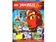 Book No: mag2015njo04pl  Name: Lego Magazine Ninjago 2015 Issue 4 (Polish)