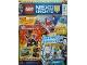 Book No: mag2016nex05en  Name: Lego Magazine Nexo Knights (English) 2016 Issue 5