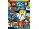 Book No: mag2016nex06nl  Name: LEGO Magazine Nexo Knights 2016 Issue 6 (Dutch)