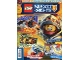 Book No: mag2016nex09pl  Name: Lego Magazine Nexo Knights (Polish) 2016 Issue 9