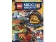 Book No: mag2016nex10pl  Name: Lego Magazine Nexo Knights (Polish) 2016 Issue 10