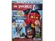 Book No: mag2016njo17en  Name: Lego Magazine Ninjago (English) 2016 Issue 17