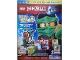 Book No: mag2016njo18en  Name: Lego Magazine Ninjago (English) 2016 Issue 18