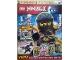 Book No: mag2016njo19en  Name: Lego Magazine Ninjago (English) 2016 Issue 19
