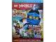 Book No: mag2016njo20en  Name: Lego Magazine Ninjago (English) 2016 Issue 20