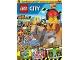 Book No: mag2017cty02nl  Name: LEGO Magazine City 2017 Issue 2 (Dutch)