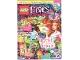 Book No: mag2017elf03de  Name: Lego Magazine Elves 2017 Issue 3 (German)