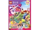 Book No: mag2017frnds1pl  Name: Lego Magazine Friends 2017 Special Issue 1 (Polish)