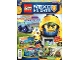 Book No: mag2017nex06pl  Name: Lego Magazine Nexo Knights (Polish) 2017 Issue 6