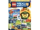 Book No: mag2017nex07pl  Name: Lego Magazine Nexo Knights (Polish) 2017 Issue 7