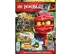 Book No: mag2017njo02pl  Name: Lego Magazine Ninjago (Polish) 2017 Issue 2