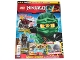 Book No: mag2017njo07pl  Name: Lego Magazine Ninjago (Polish) 2017 Issue 7