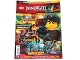 Book No: mag2017njo08pl  Name: Lego Magazine Ninjago (Polish) 2017 Issue 8